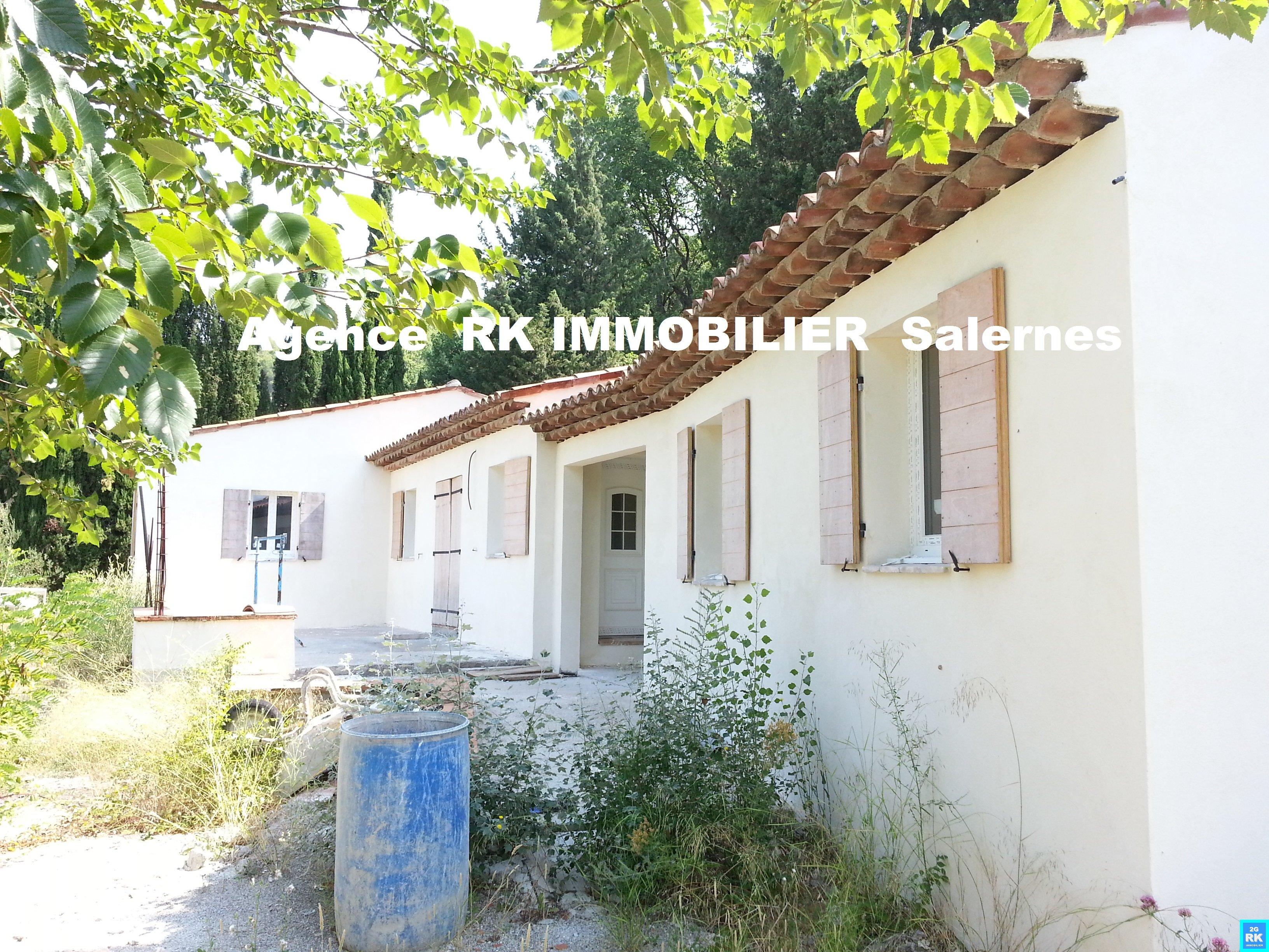 Villa neuve plain-pied Salernes