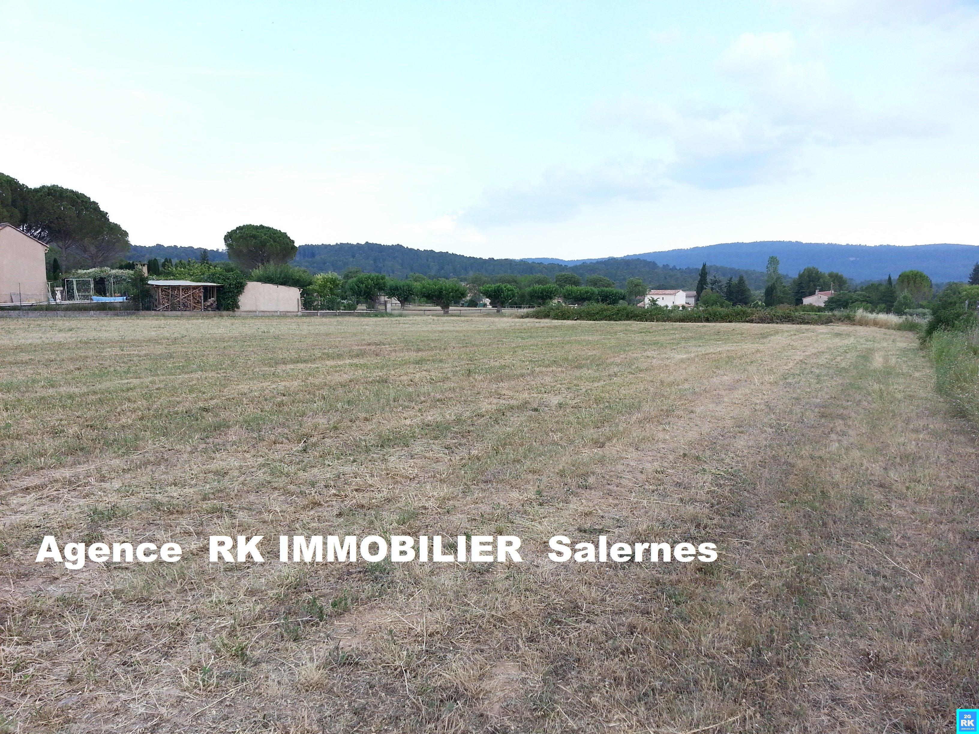 Terrains à bâtir 1 000 m² Villecroze
