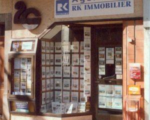 Présentation de l'agence RK IMMOBILIER