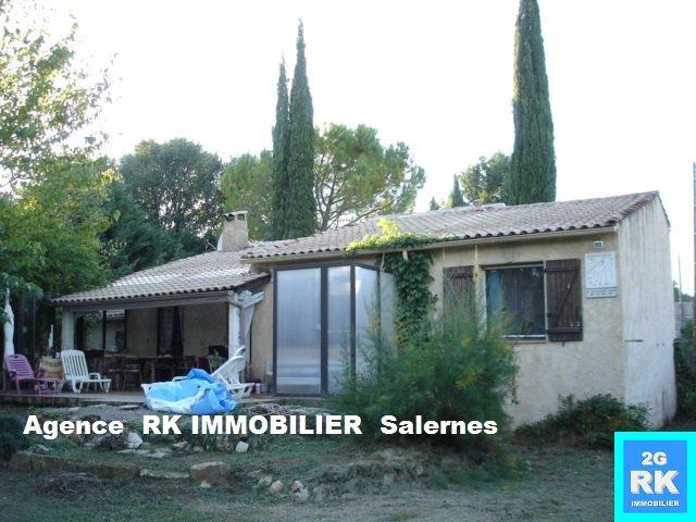 Villa 3 chambres Salernes