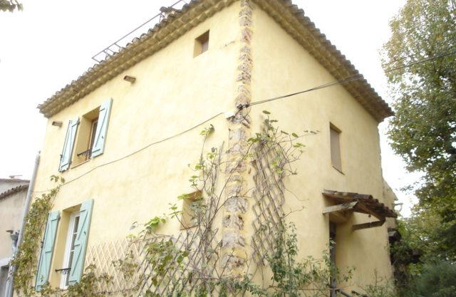 Maison de hameau + terrasses Salernes