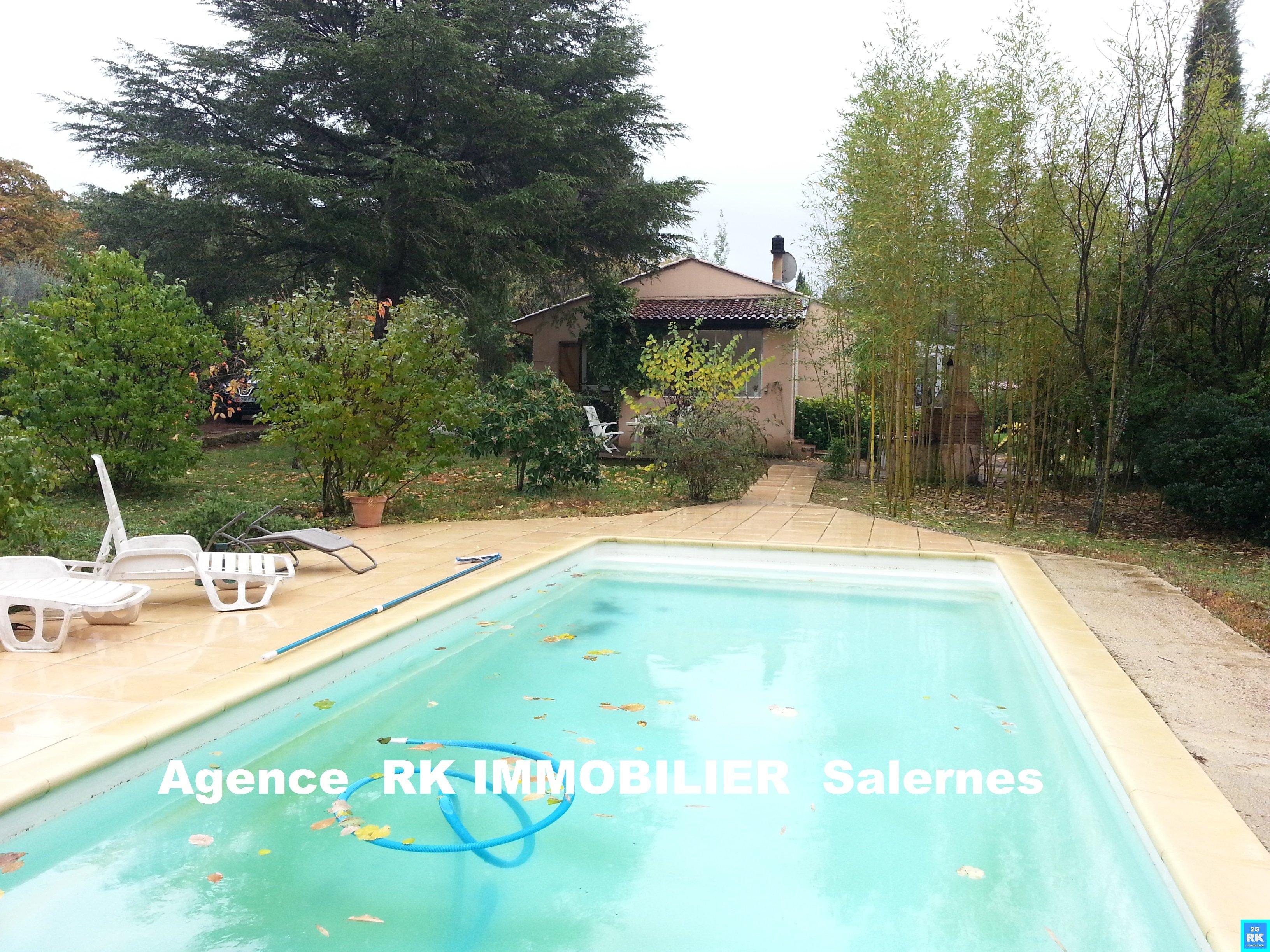Villa avec piscine campagne Villecroze Var