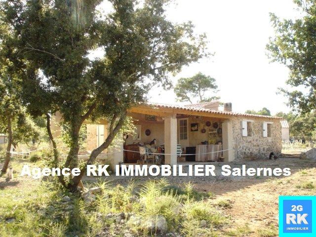 Bergerie sur propriété 1,8 hectare à Salernes.
