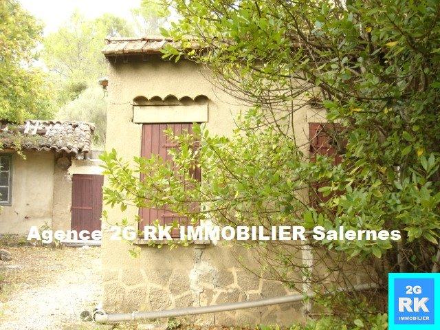 Maison campagne à rénover Salernes sur 5 750 m².