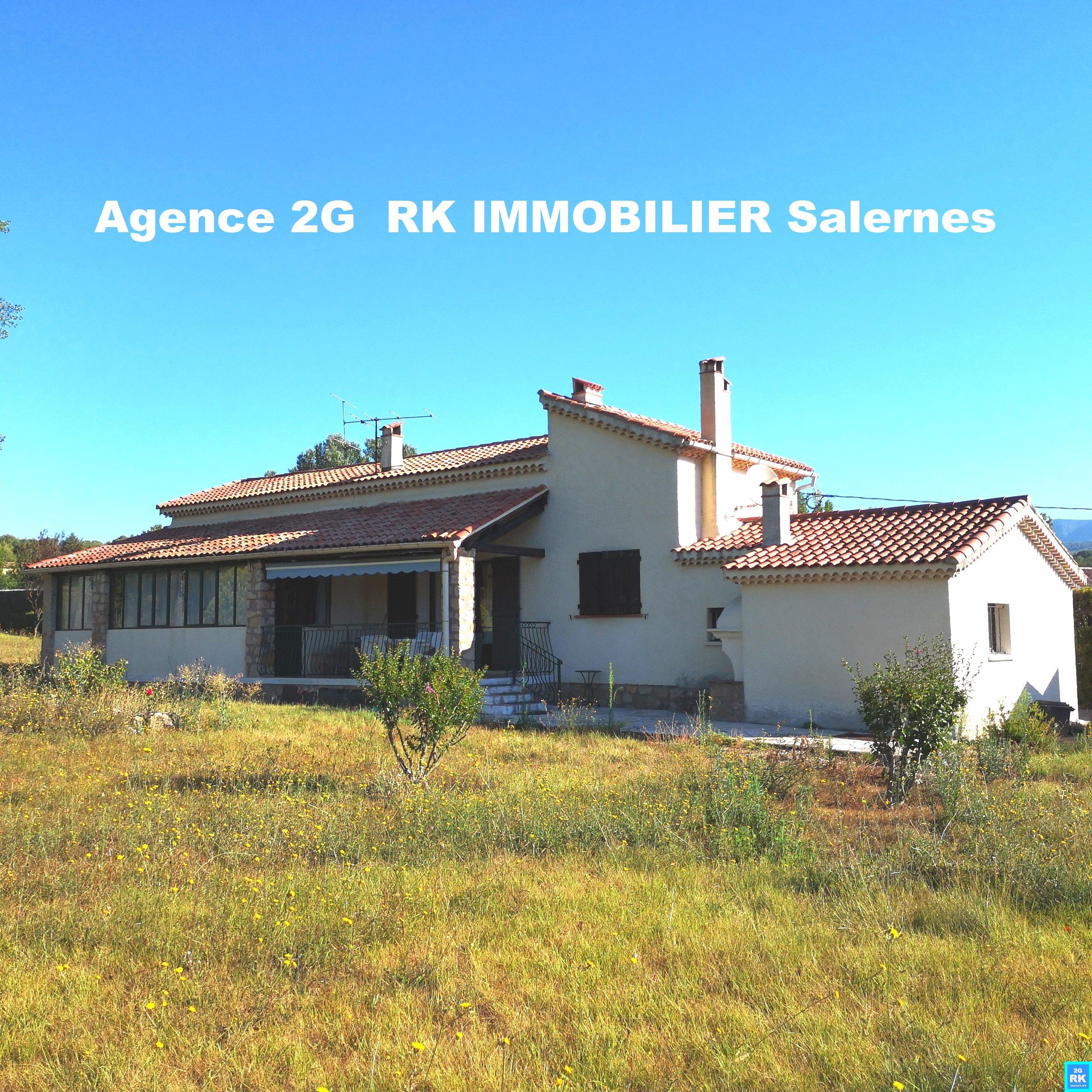 Maison de campagne sur 4 150 m² Salernes.