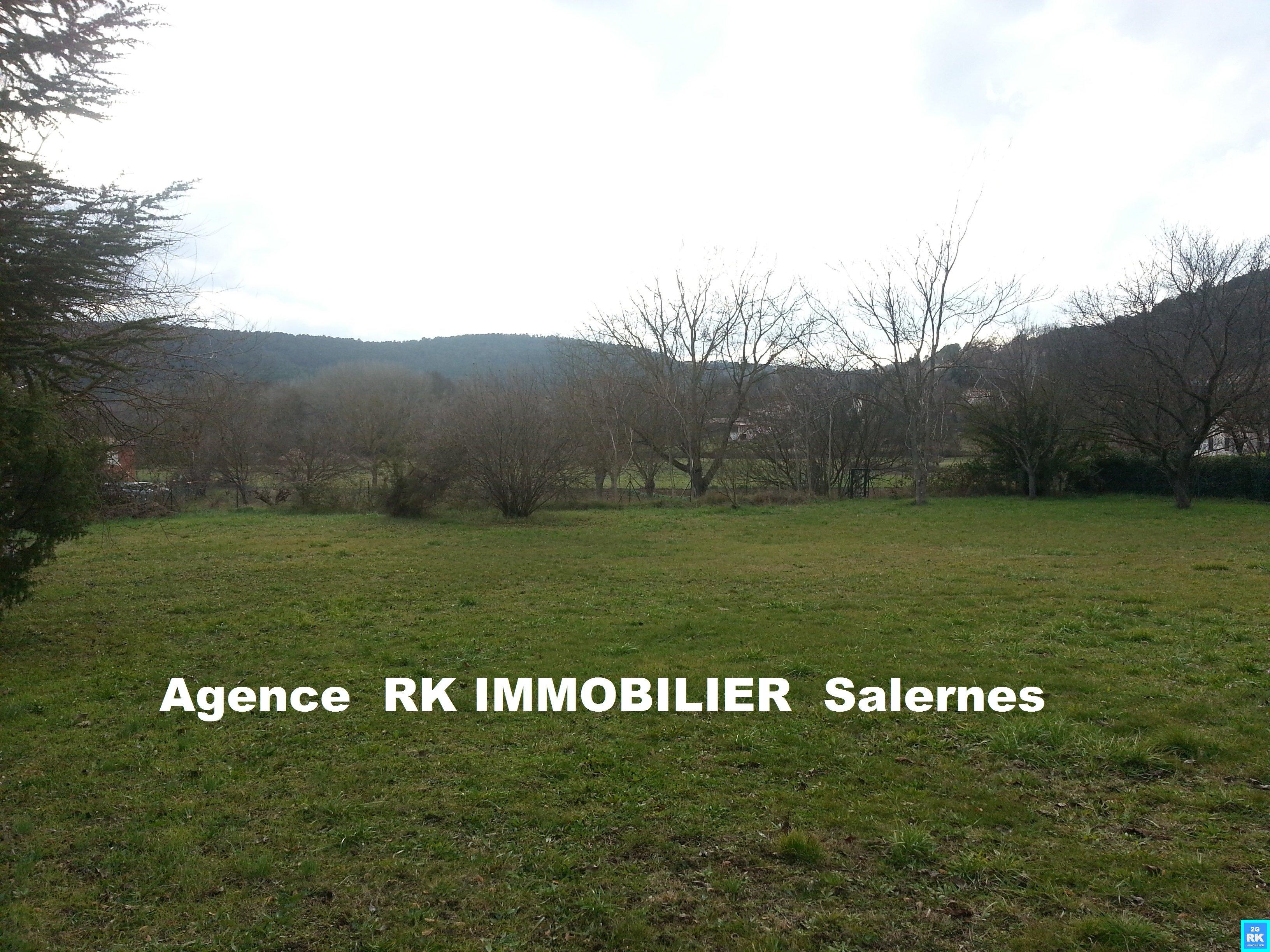 Terrain à bâtir 1 250 m² Salernes