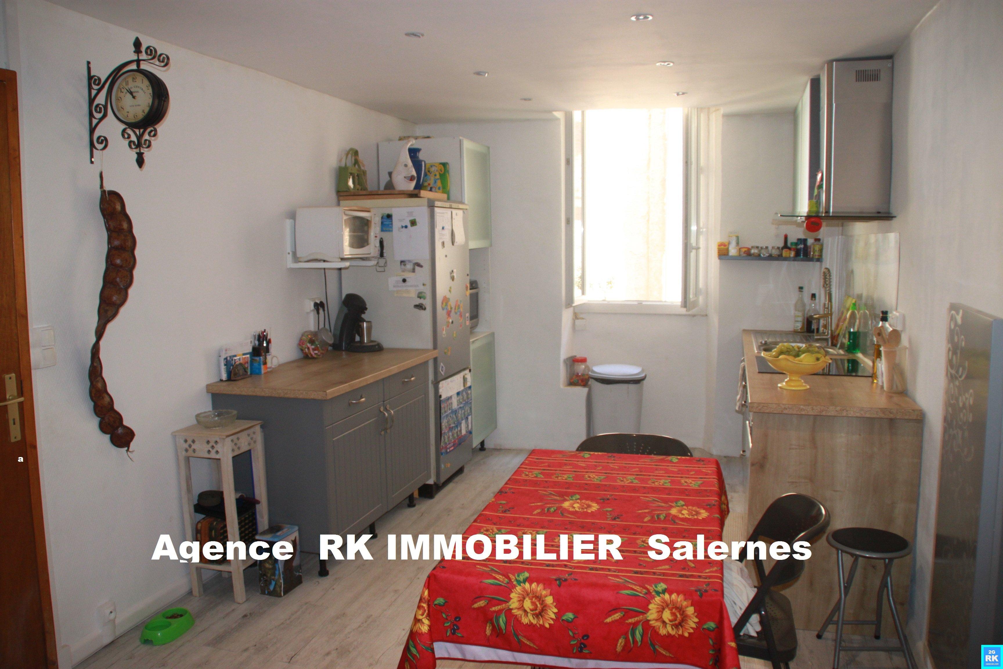 Maison de village rénovée Salernes