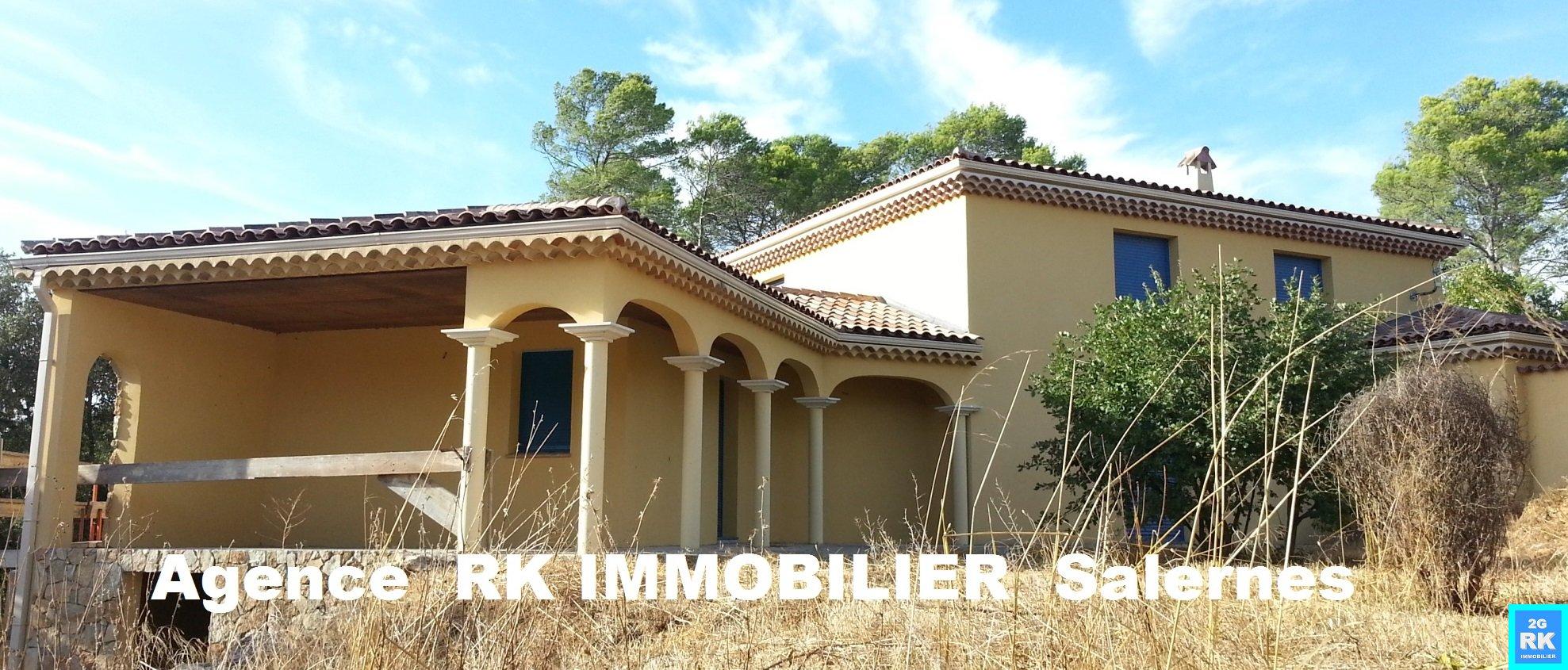 Jolie villa neuve Lorgues résidentiel sur 5 200 m².