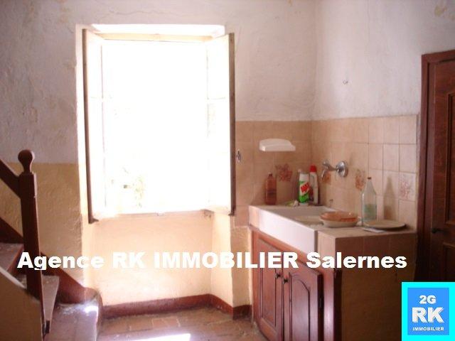 Maison de village à rénover Villecroze.