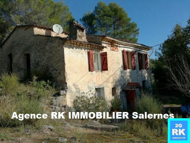 Bastide authentique à Villecroze Var sur 5,3 hectares.