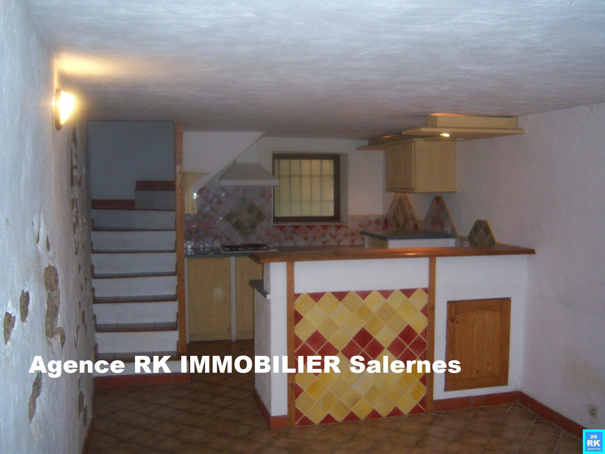 Aups maison de village rénovée 78 m².