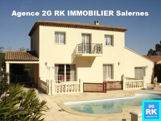 Superbe villa 180 m² 3 chambres + piscine.