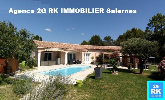 Villa de caractère 200 m² 4 ch. (dont 1 suite)+ Studio et piscine.